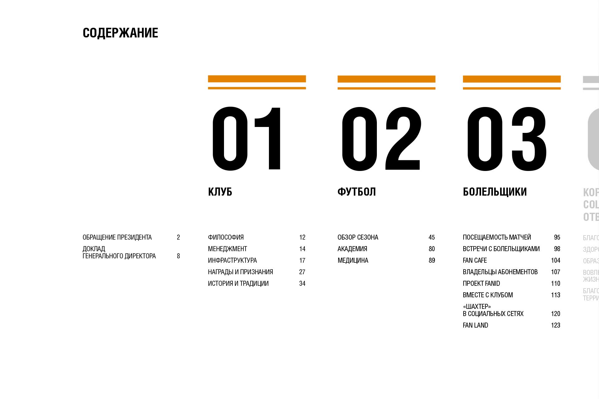 Annual Report, FC Shakhtar